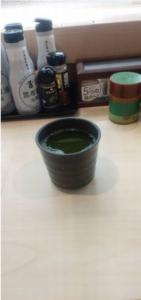 はま寿司お茶